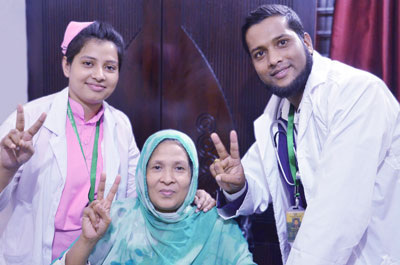 Nursing Home Care Dhaka | Nurse Service In Bangladesh