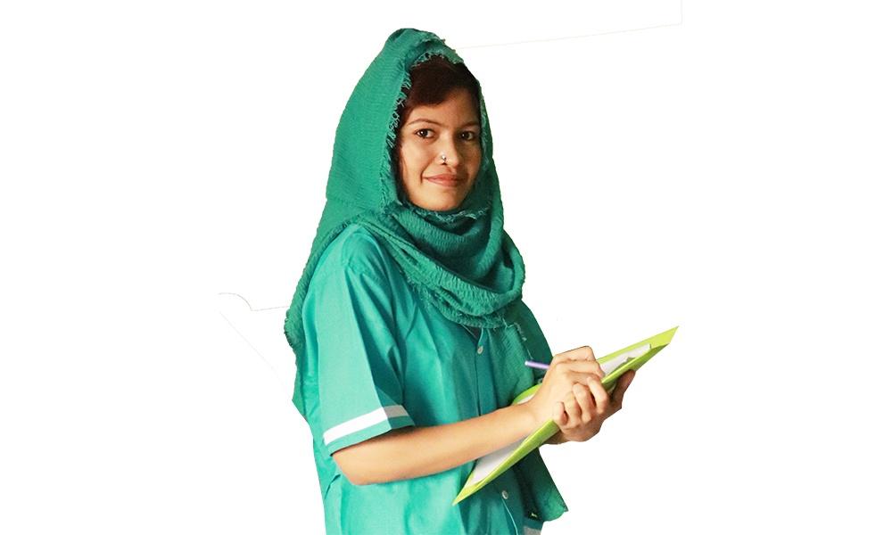 Nursing profession and service